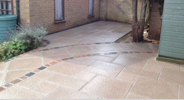 Patio and Stone Paving Cleaning London